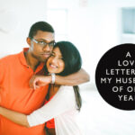 TGIF: A Love Letter to My Husband of One Year