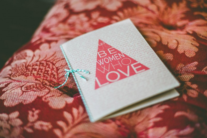 women who love card 800