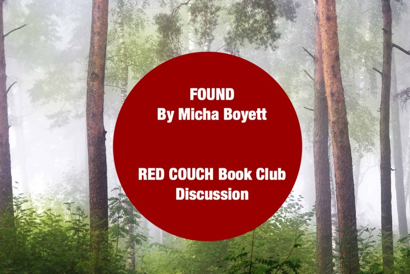 Red Couch FOUND