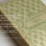 Sisterhood is in Story