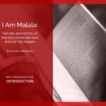 The Red Couch: I Am Malala Introduction