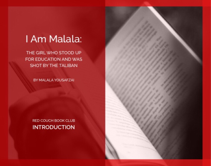 Red Couch -I Am Malala5