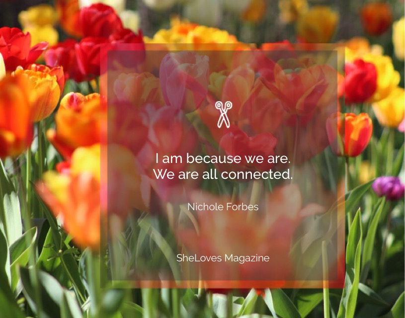 Nichole Forbes -We Are4