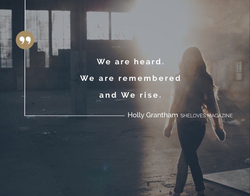 Holly Grantham -And We Rise4