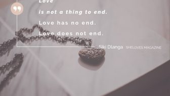 Love Does Not End