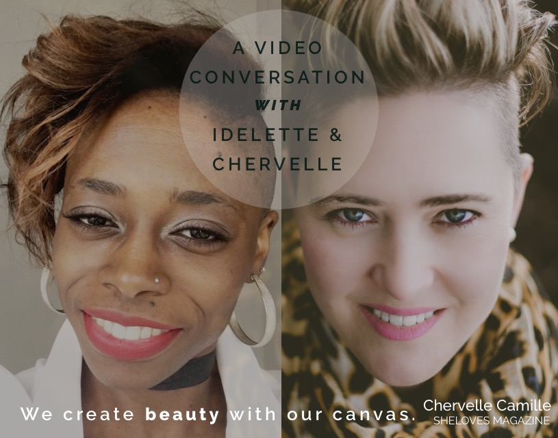 A Video Conversation -with Idelette and Chervelle4