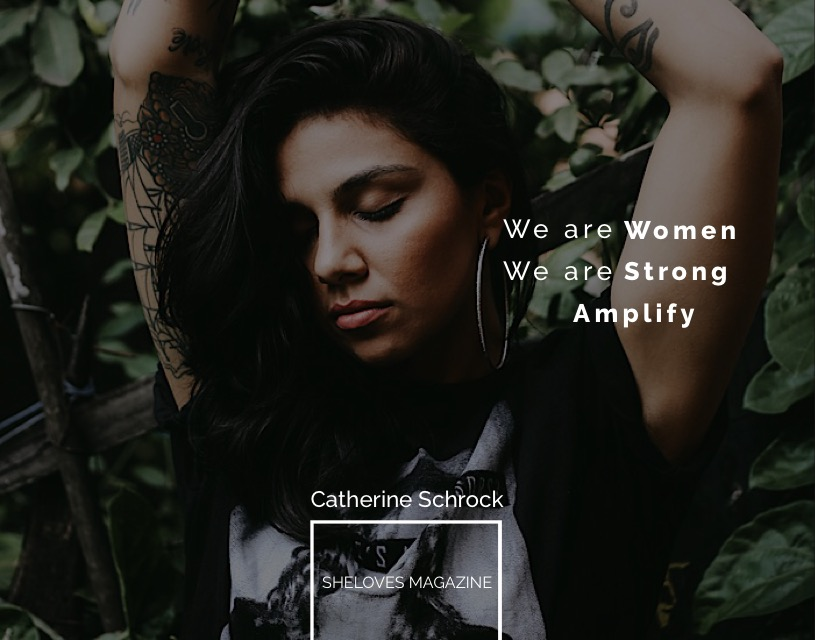 Catherine Shrock -We are Women7