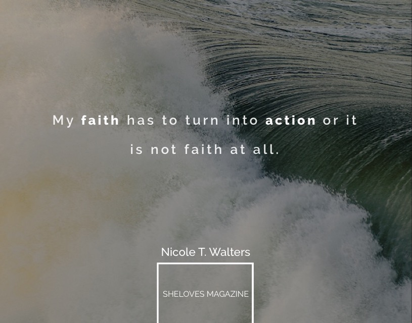 Nicole T. Walters -Faith Action3