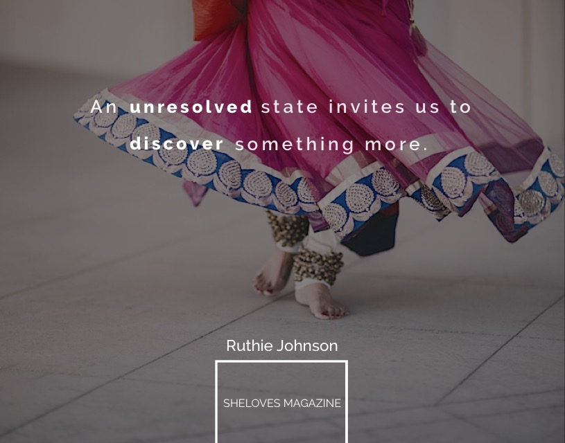 Ruthie Johnson -Boldly Unresolved3