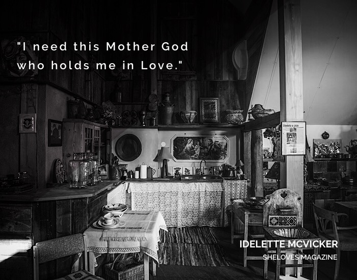 Idelette McVicker -Mother God3