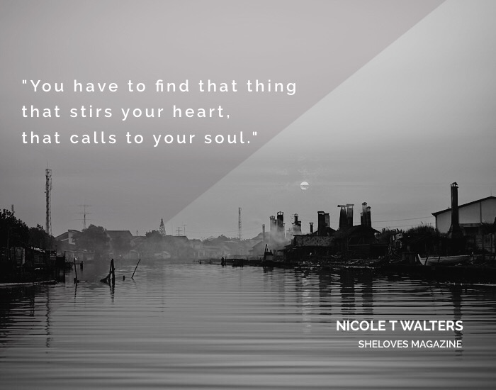 Nicole T Walters -When What Resonates3