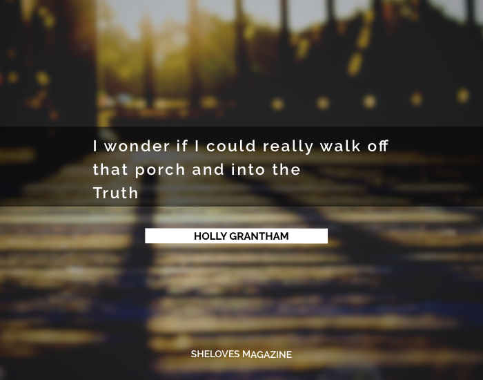 Holly Grantham -Not A Lie3
