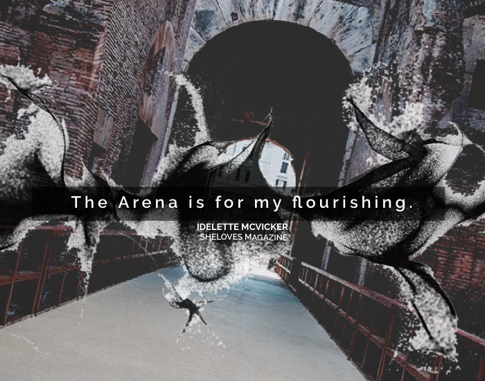 Idelette McVicker -The Arena to Flourish4
