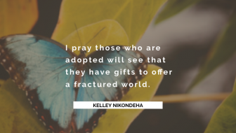 Adopted: The Sacrament of Belonging in a Fractured World + GIVEAWAY