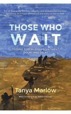 Tanya Marlow -Those Who Wait -Book
