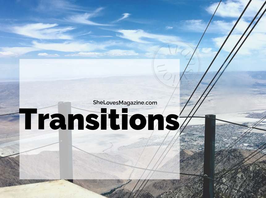 JUNE 2018: TRANSITIONS