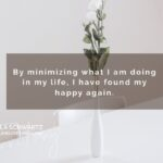 Finding My Happy Again