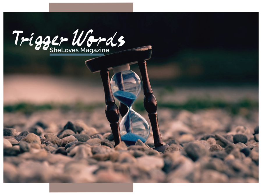 MARCH 2019: TRIGGER WORDS