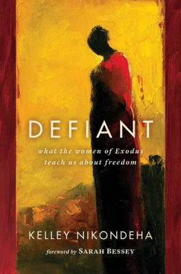 DEFIANT by Kelley Nikondeha