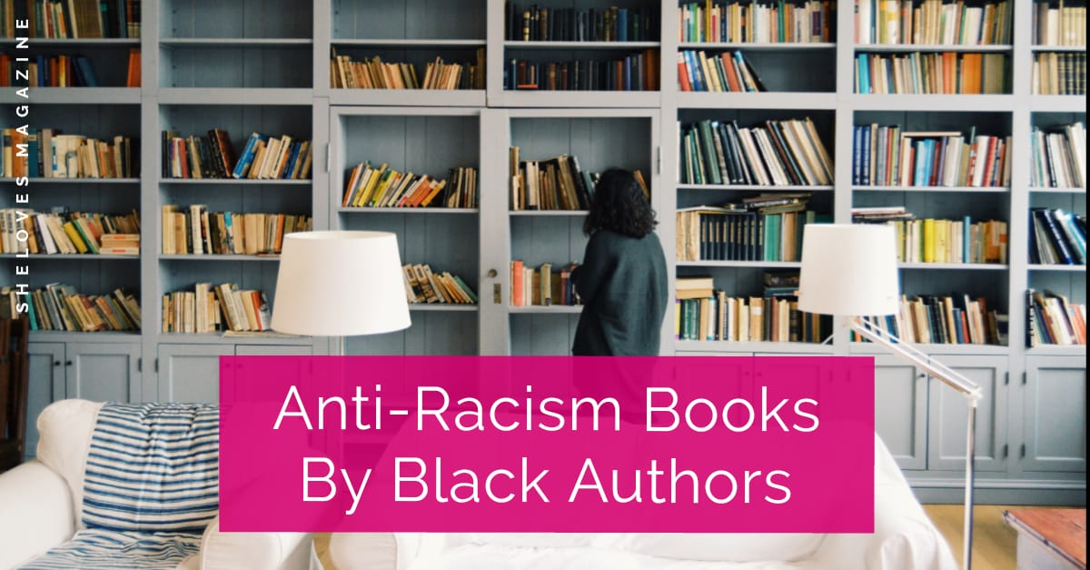 Anti-Racism books by Black Authors